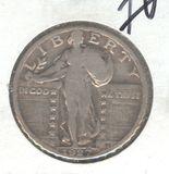 1927 STANDING LIBERTY QUARTER