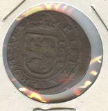 1618 PHILIP III SPAIN 8 Maravedis