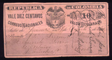 1891 ... 10 Centavos ... Check?