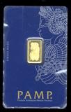 2.50 Gram ... GOLD BAR ... Suissie