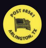 Arlinton, TX ... VFW Post 8561 ... Token