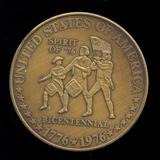 1976 Bicentennial Token ... BU UNC