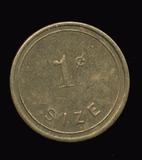 1 Cent ... Vending Test Token