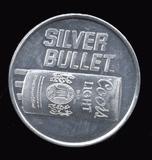 Coors Silver Bullet ... Token