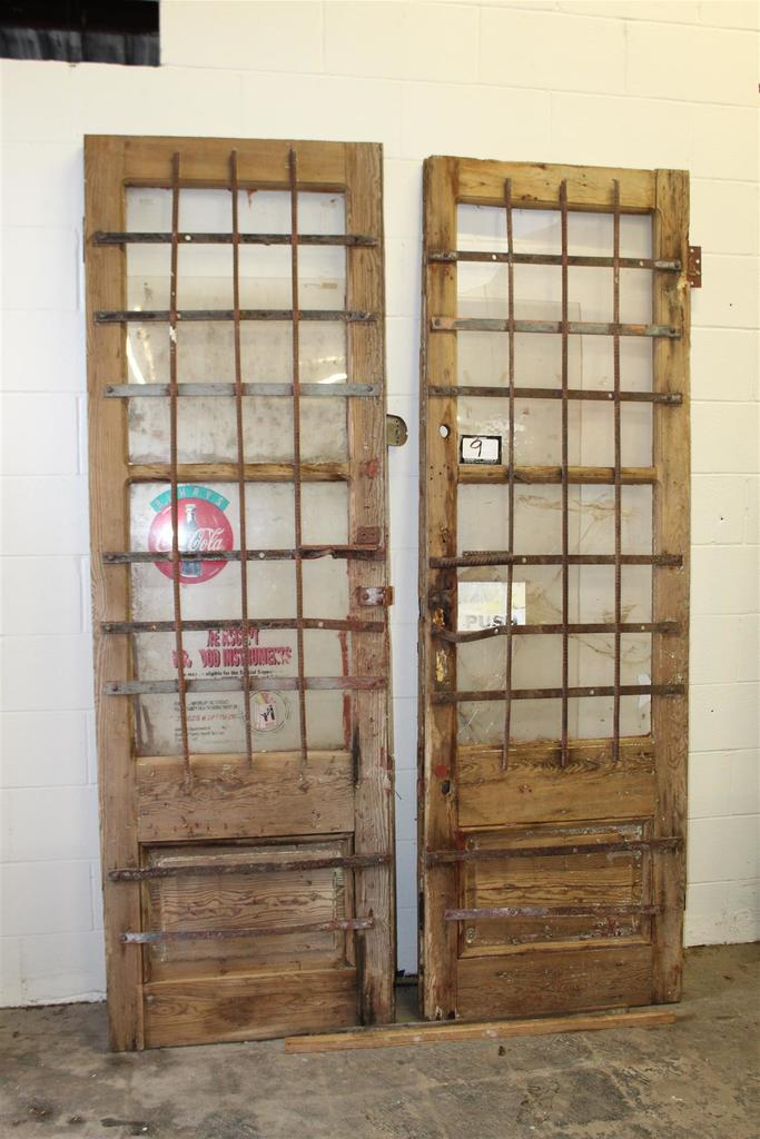 Set Of New Orleans Antique Sto Auctions Proxibid - Antique New Orleans Doors - Image Of Lion And Antique Sgimage.Co