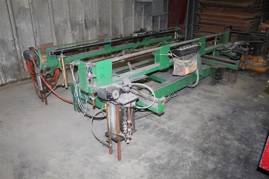 Ruvo Doo Machine Model 1225B Serial #1323