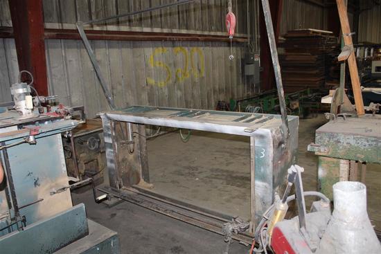 Clary Hinge Work Station *Operational
