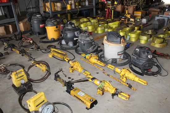 Tool & Fabrication Online Only Year End Auction