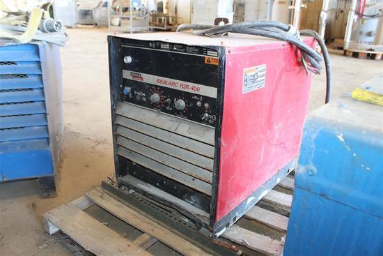 LINCOLN IDEAL ARC R3R-400 400 AMP WELDING MACHINE