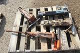 Lot of (4) Jack Hammers
