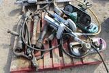 Lot of Air Tools