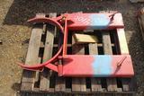 Barrel Clamp For Forklift