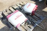 (2) Chapin 4 Gallon Backpack Sprayers