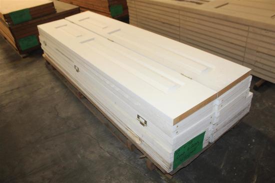 "(7) 12""X6' 7"" Composite Bifold Doors, (2) 14""X6' 7"" Composite Bifold Doors"