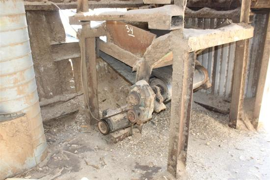 CONVEYOR BELT 3'W X 12' L