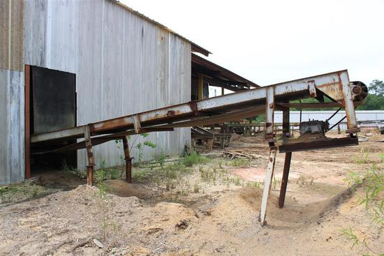 "CHIP CONVEYOR 42"" W X 30' L"