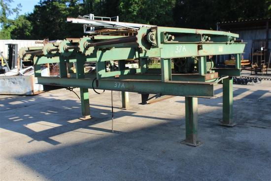 RAISED FEED DECK