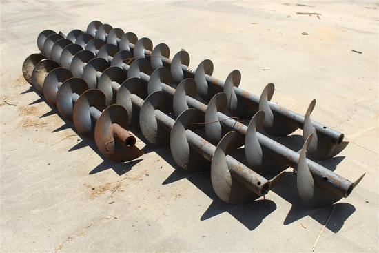 SPIRAL FEEDER (4 SECTIONS) APPROX 42'