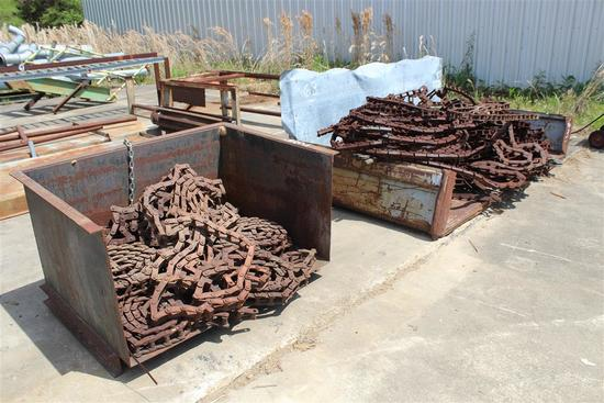 LARGE LOT OF DRIVE CHAIN
