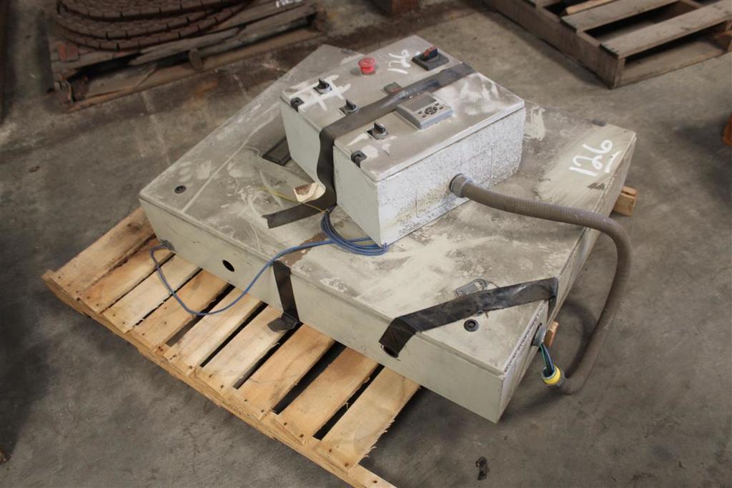 MOELLER ELECTRIC CONTROL PANEL