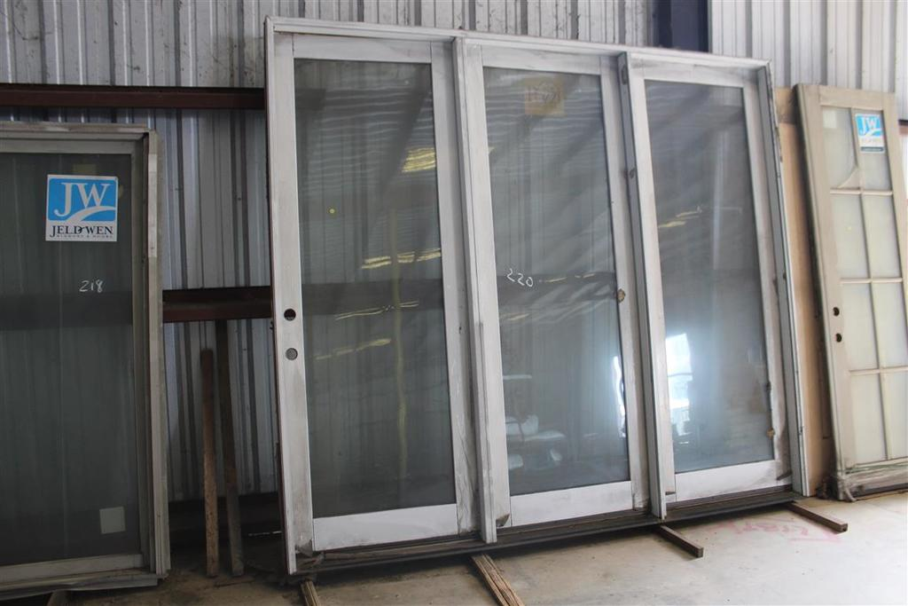 """(1) Pozzi Window Aprox 8' X 112"""""""