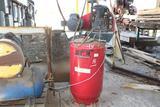 NORTH STAR 45924b, Shop Air Compressor, s/n 061129, 175 PSI, 29.5PSC