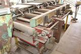 INFEED TABLE (Hvy Duty for Gang Rip Saw), 4' W x 14' L
