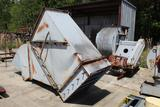 DUST COLLECTION SYSTEM, AO SMITH MOTOR
