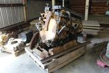 CATERPILLAR ENGINE C11, 335 HP, TOP END REBUILT