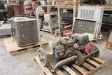 (2) POWER WASHERS (TROY-BILT 3700 & COLEMAN POWER-MATE)