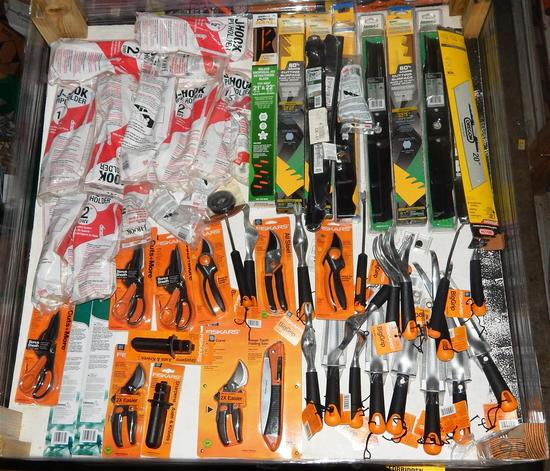 Hardware Store Overstock Online Only Auction