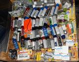UNUSED 4x4 PALLET OF SPRAY PAINT AND MISC ITEMS