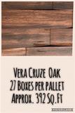 Vera Cruze 27 Boxes per pallet Approx. 392 sq ft