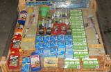 UNUSED 4x4 PALLET OF PEST CONTROL PRODUCTS AND LAWN CARE ITEMS