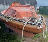 Norsafe Rescue Boat w/ Evinrude E-Tec 30HP Outboard Motor