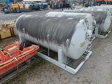 Bulk Compressor Tank - 1200 Cubic Feet Volume - SN: 104414-1