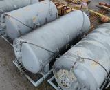 Bulk Compressor Tank - 1200 Cubic Feet Volume - SN: 104414-2