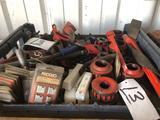 Lot of Misc Ridgid Pipe Cutters - Manual Threaders - Teeth