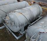 Bulk Compressor Tank - SN: 02066-1