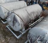 Bulk Compressor Tank - 1000 Cubic Feet Volume- SN: 101220-2