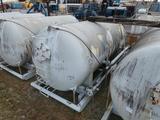 Bulk Compressor Tank - SN: 01188-5
