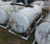 Bulk Compressor Tank - SN: 02066-4