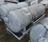 Bulk Compressor Tank - SN: 06116-1