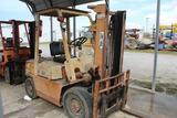Nissan Forklift, 2 Stage - 3000lb