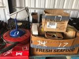 Lot of Misc Tooling - Electrical -Fish Tapes