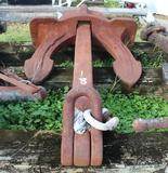 1290Kgs Boat Anchor