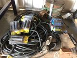 Pallet of Misc Torch Hose - Welding Lead - Unused Tweco MPC Connectors