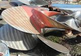 Lot of (2) LH Propellers - 89
