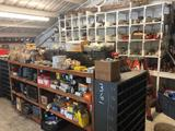 Large lot of Misc Parts - Bolts - Filters - Contents of Upstairs Tool Room