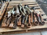Lot of Hammer Wrenches